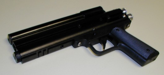 32 degrees pt enforcer paintball pistol