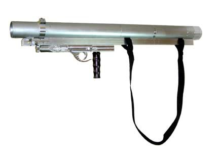 how to build a homemade paintball gun