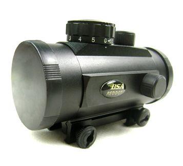 BSA Red Dot paintball scope