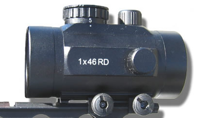 LETS Red Dot 1 X 46