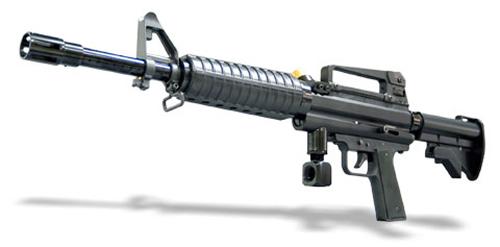 MilTec MT-65 M16 Paintball Gun