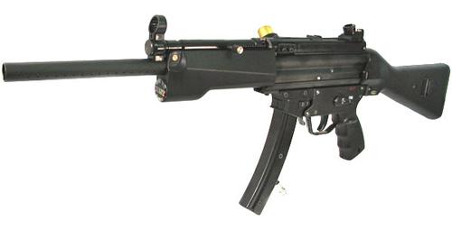 MilTec MT-75 MP5 Paintball Gun