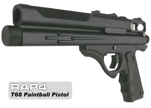T68 Paintball Pistol