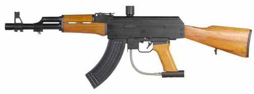 Tacamo Type-68 D Tactical Paintball Gun