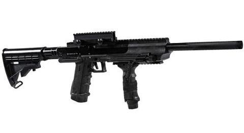 Tiberius Arms T9 Pro Rifle Paintball Gun