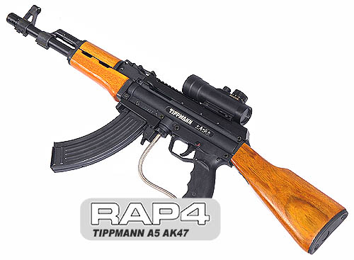 Tippmann_A5_AK47_Wood_Stock