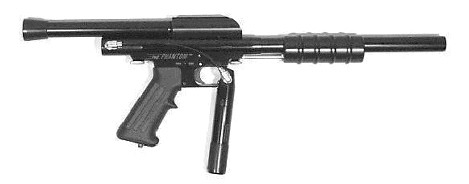 Phantom Stock Class Pump Paintball Gun