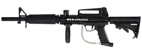 BT-4 Assault Paintball Marker