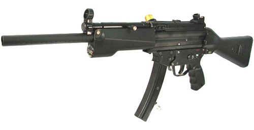 MilTec MT-75 MP5 Paintball Gun