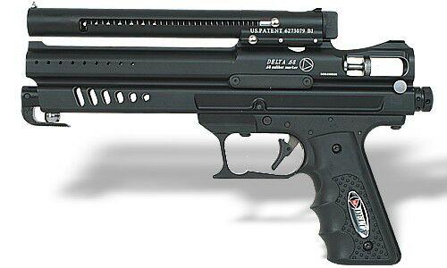 Psychoballistics Delta .68 Paintball Pistol