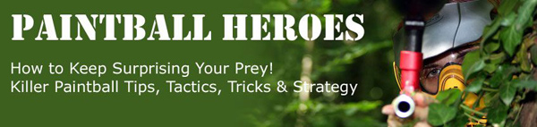 Paintball Heroes Strategy Guide